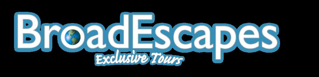 BE Exclusive Tours Logo - White Transparent